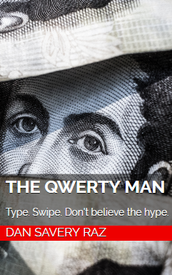 Qwerty Man temp cover